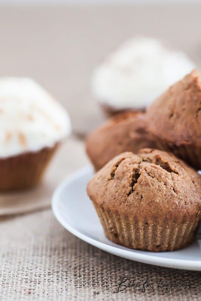 An easy-to-make pumpkin-muffin recipe