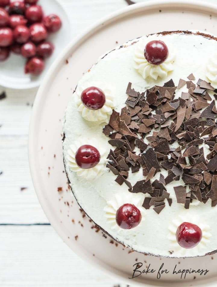 Easy Black Forest Recipe