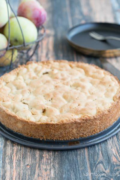 Apple pie from grandma