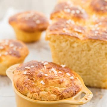 Butter Brioche Recipe