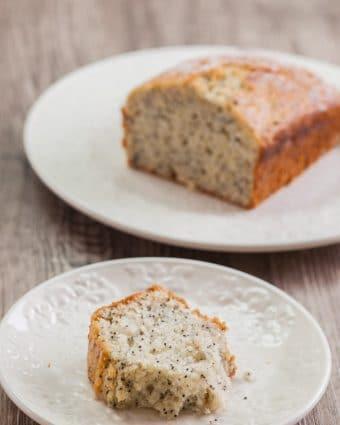 Lemon cake fructose-free