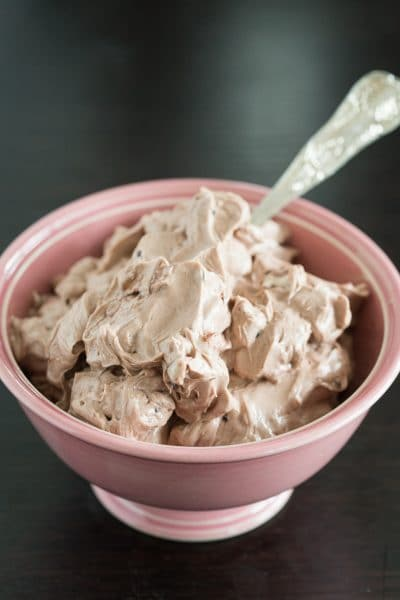 German Buttercream with Pudding