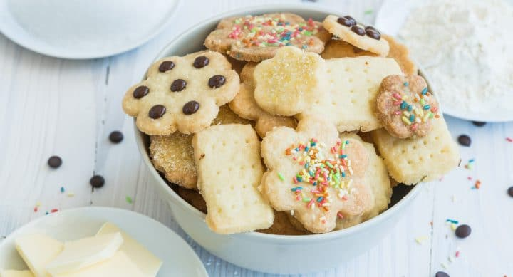 Cookie recipe with 3 ingredients