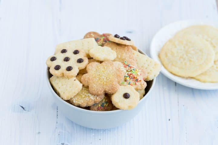 Simple biscuits with 3 ingredients