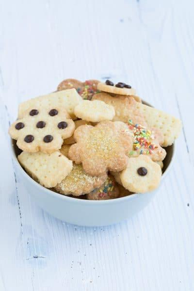 Three Ingredient Biscuits - Simple & Quick