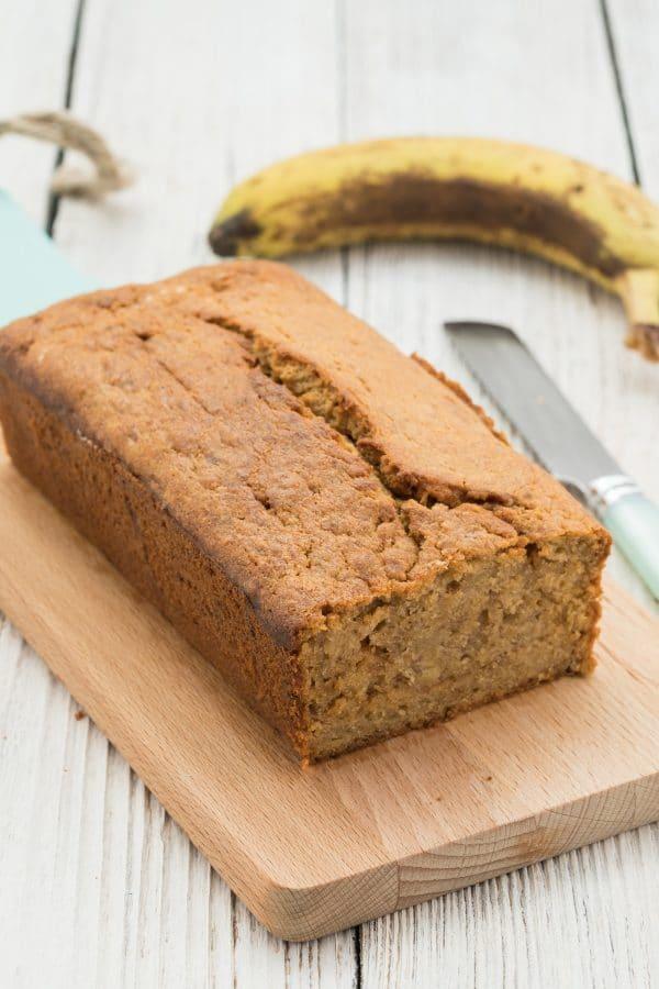 My Easy Banana Bread Recipe