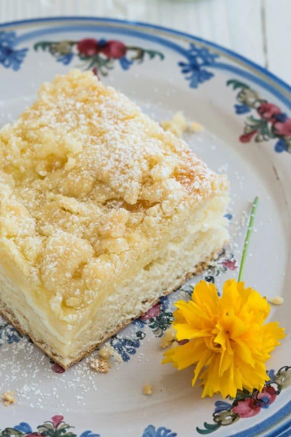 Classic Crumb Sheet Cake