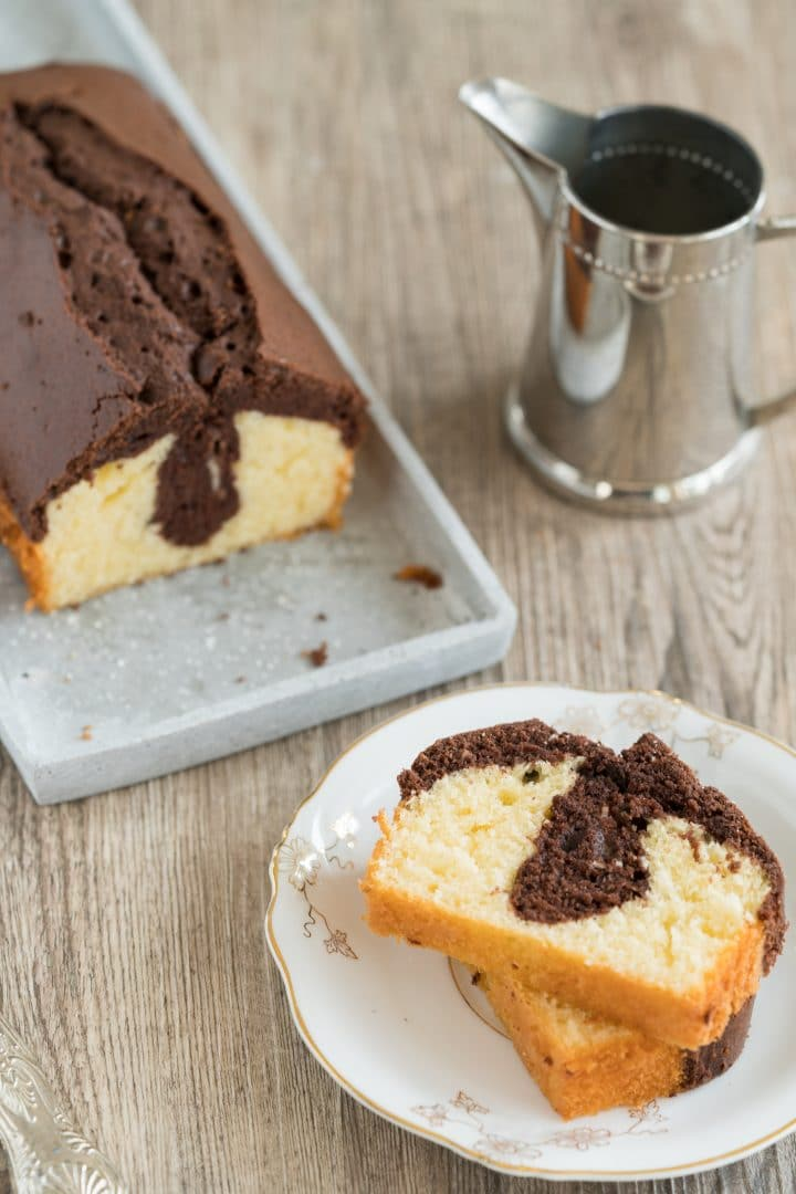 The best marble cake recipe
