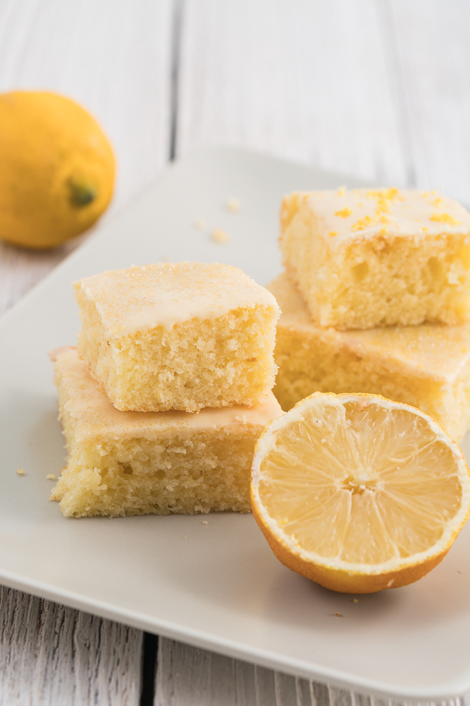 lemon cake recipe from the baking sheet