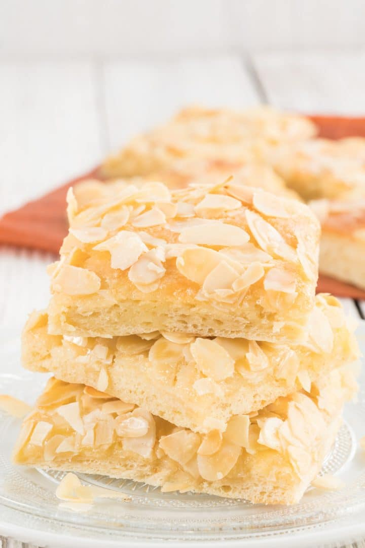 moist german butter cake with almond topping recipe