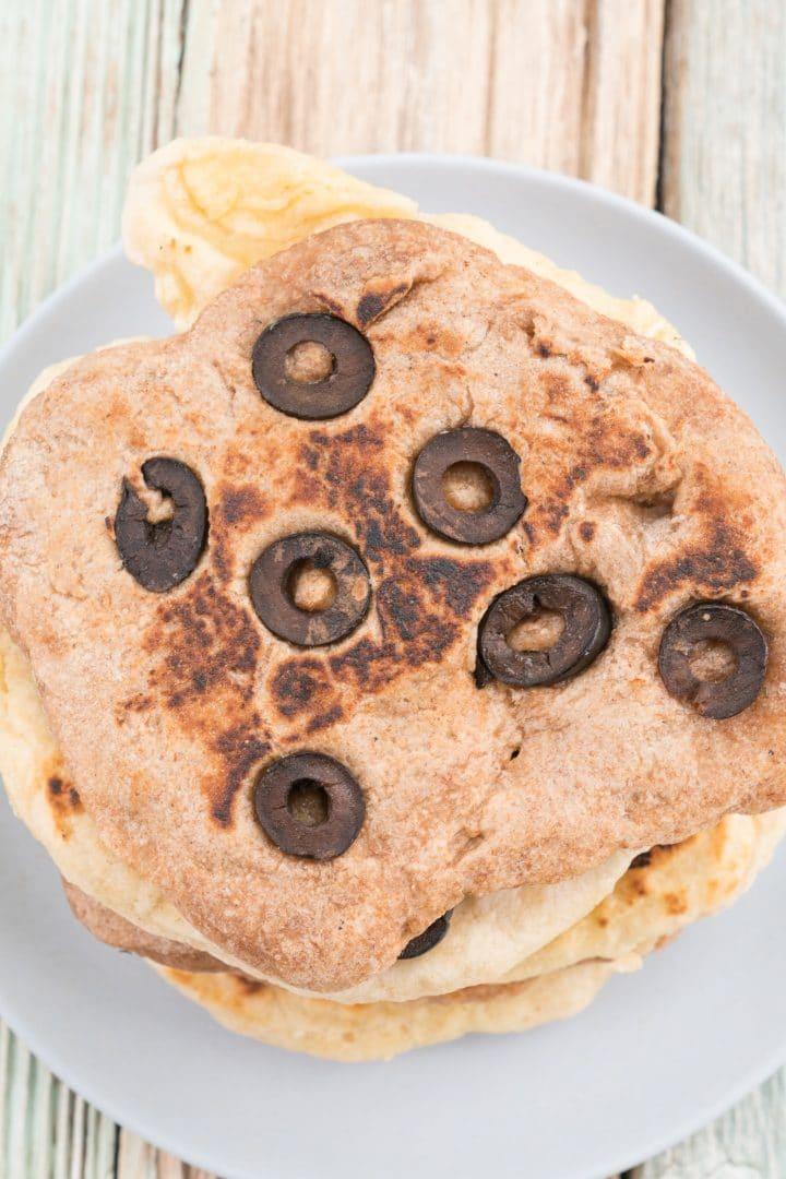 pan-fried Flatbread