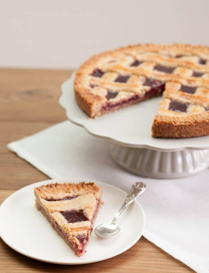 Easy Recipe for Linzer Torte