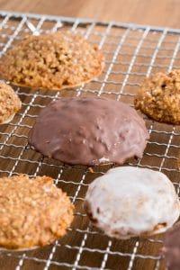 German Gingerbread - Elisenlebkuchen from Nuremberg