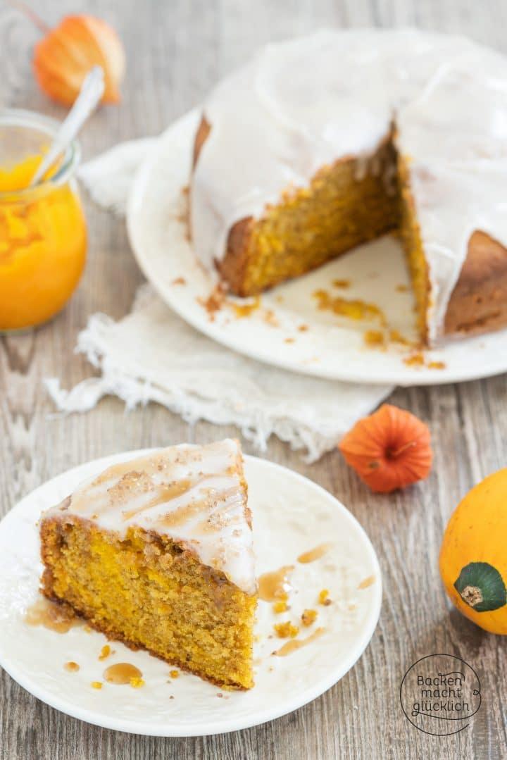 Easy pumkin cake recipe