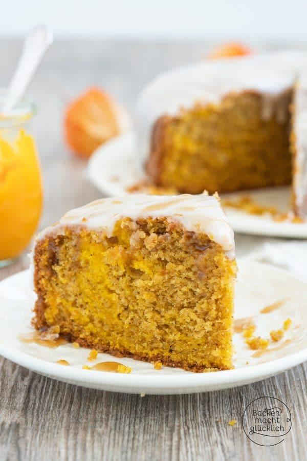 The Best Pumpkin Spice Cake