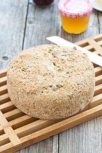 German Sourdough Rye Bread for Beginners