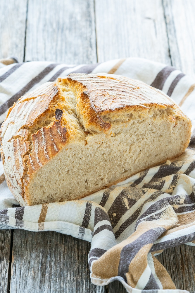 sourdough bread without yeast recipe