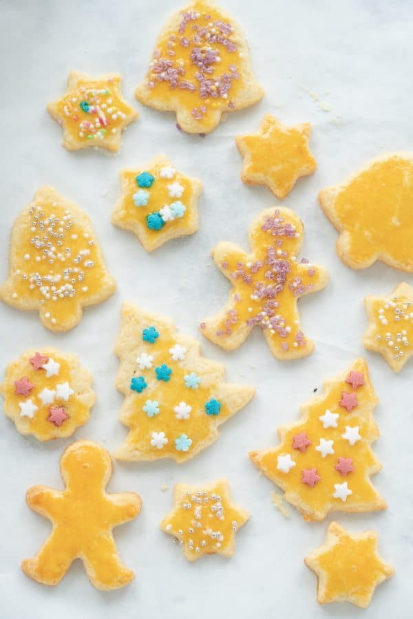 Best Cut Out Christmas Cookies