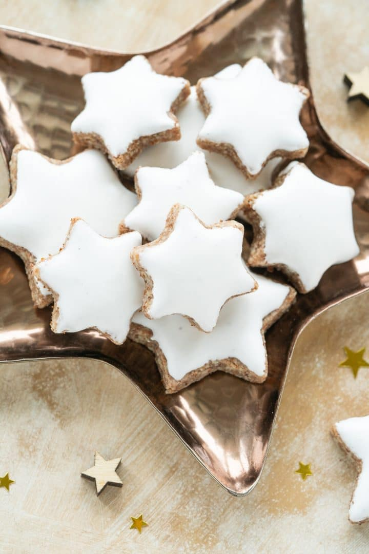 Best cinnamon stars recipe