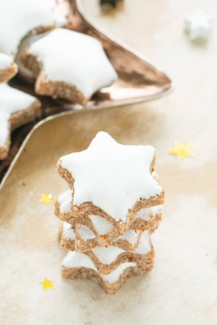 Christmas Zimtsterne Recipe