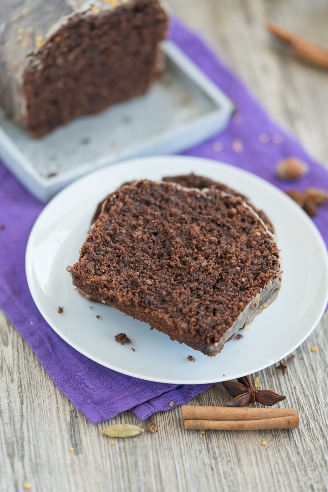 moist chocolate spice cake recipe