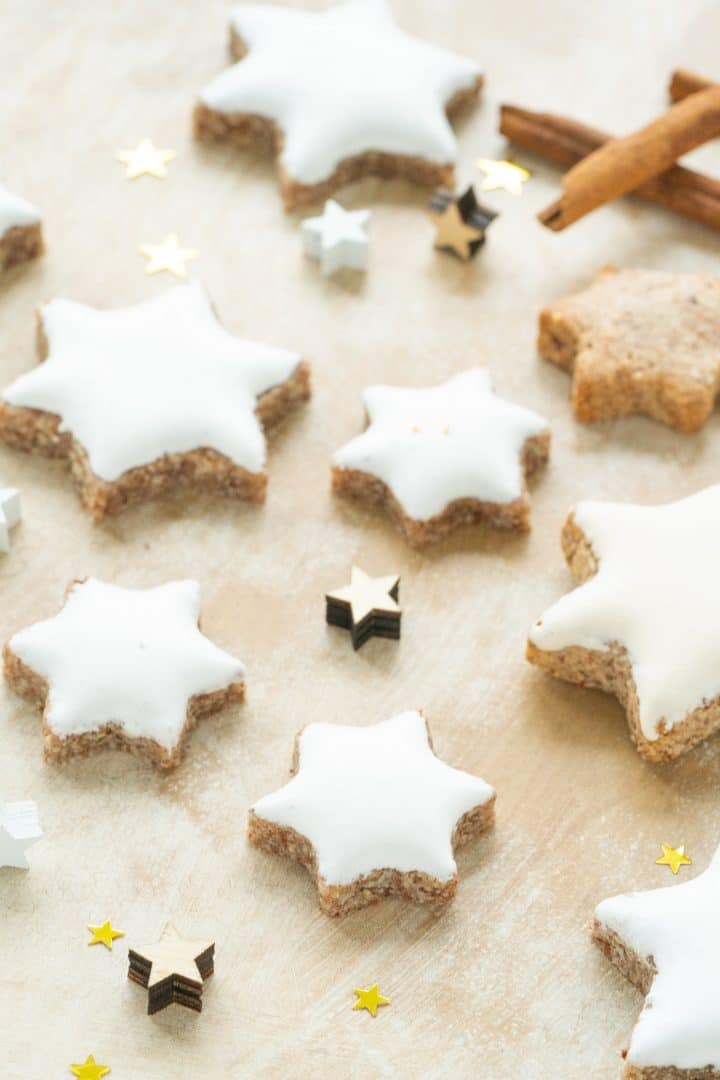 soft cinnamon stars recipe
