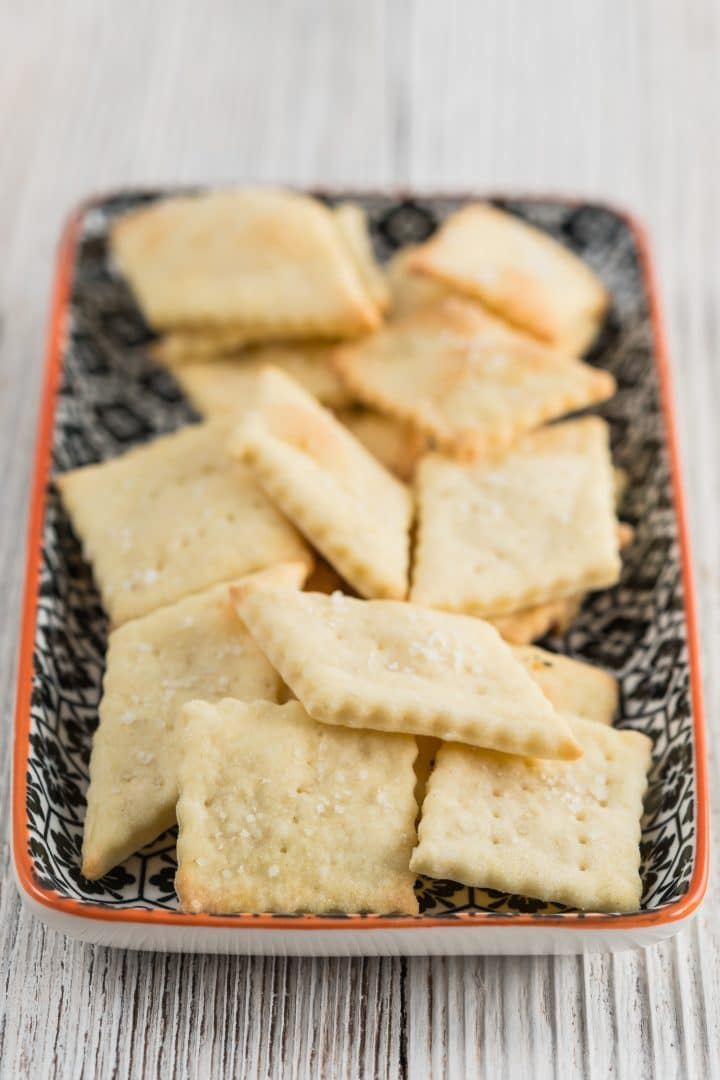 3 Ingredients Cracker Basic Recipe