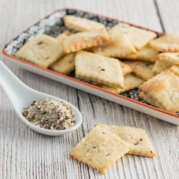 Cracker basic recipe