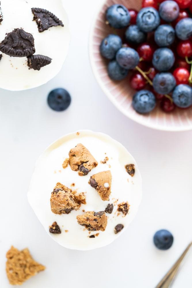 Make your own frozen yogurt