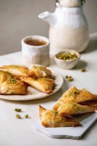 Traditional Baklava recipe