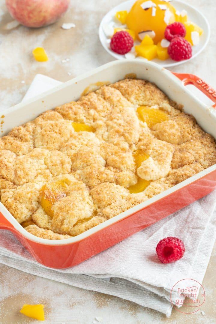 Best Peach Cobbler Recipe