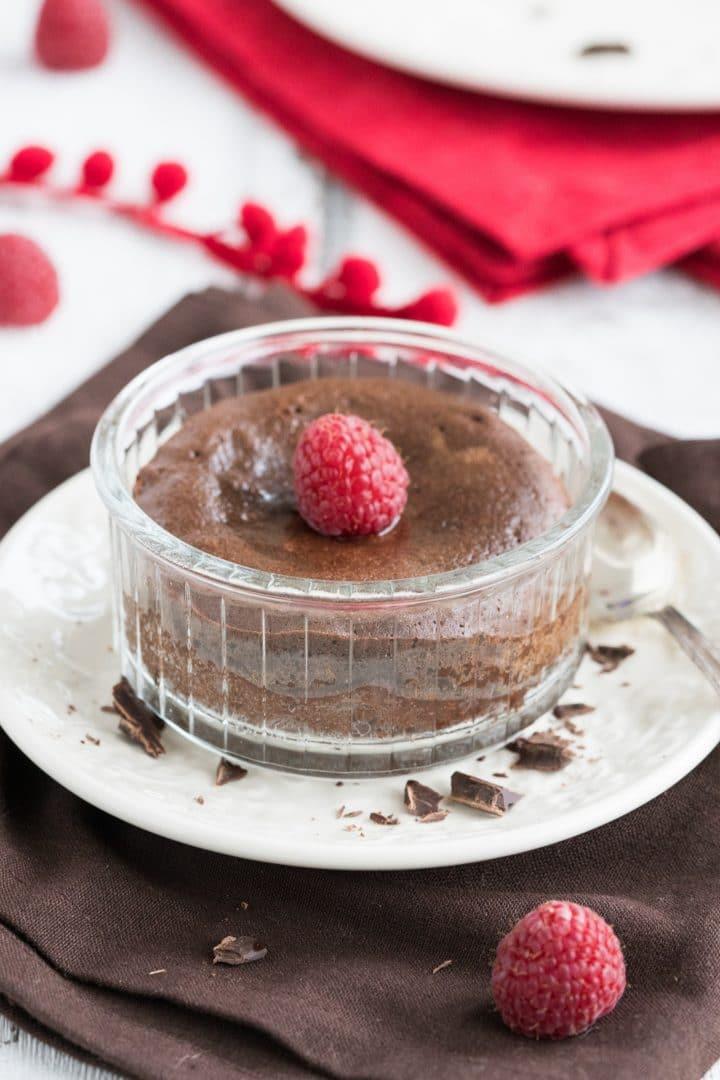 How to Make Chocolate Lava Cake