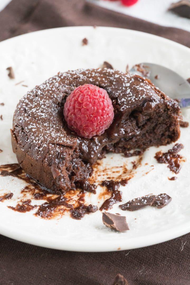 The best Chocolate Lava Cake Recipe