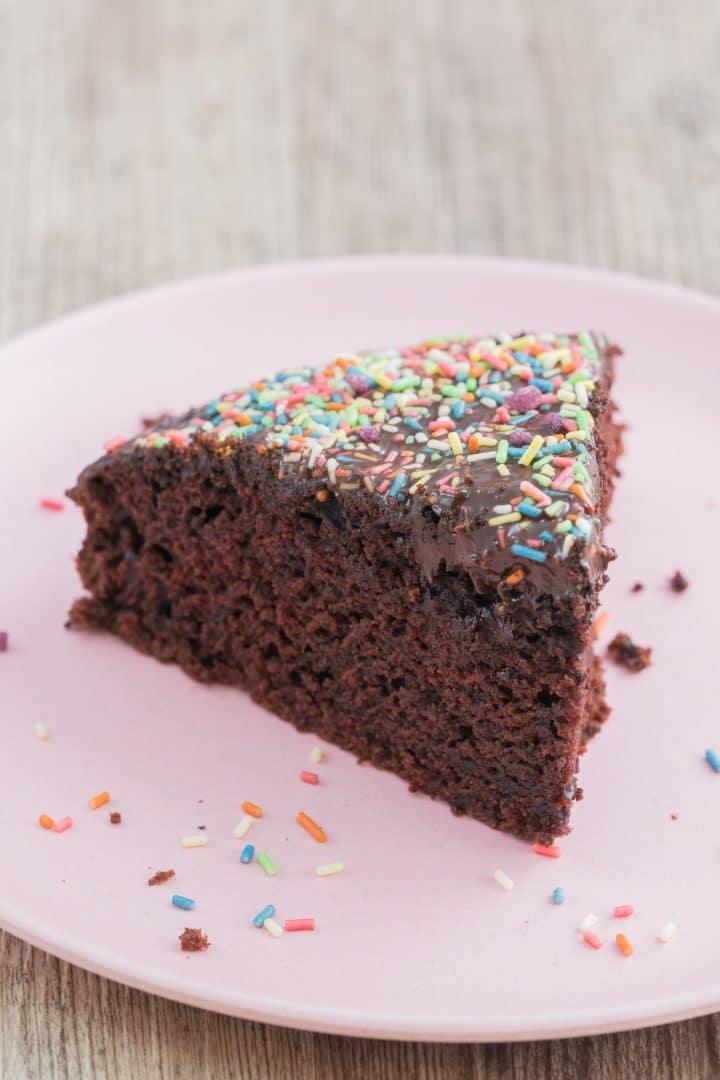 crazy cake chocolate wacky cake