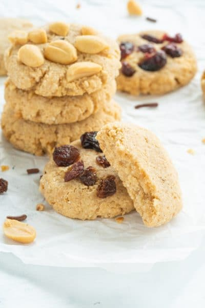 Sugar-Free Protein Cookies