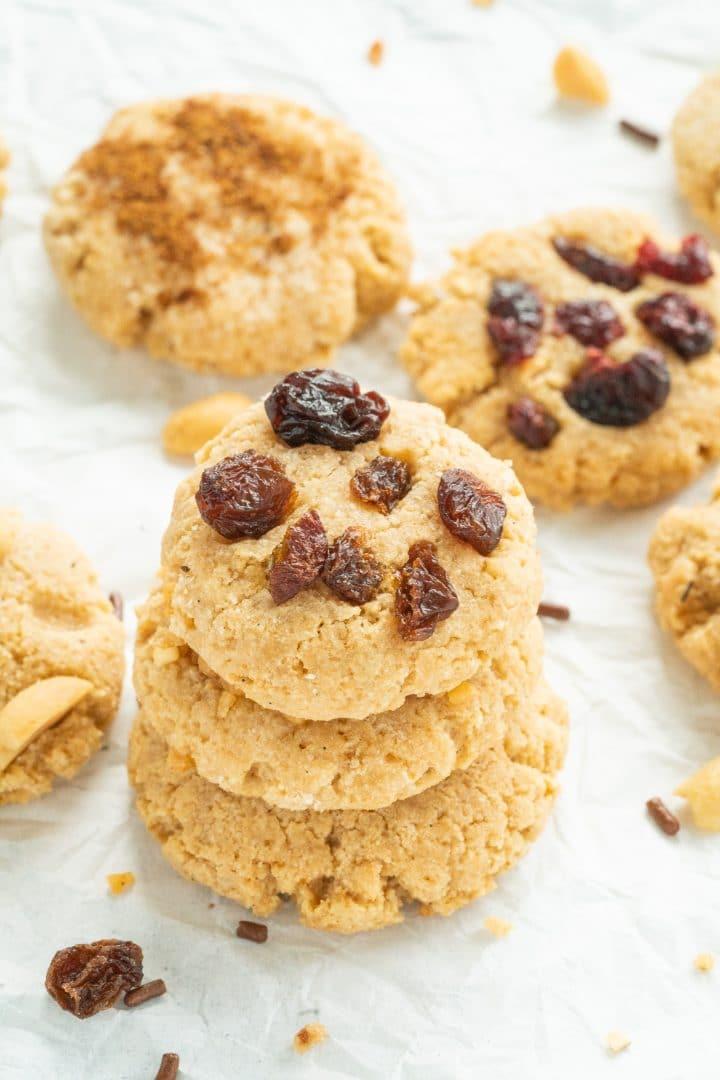 delicious protein cookies recipe
