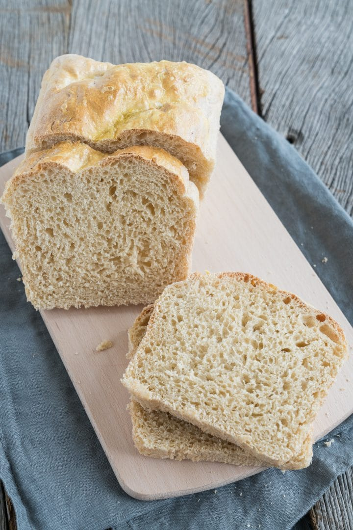 the best white loaf bread recipe