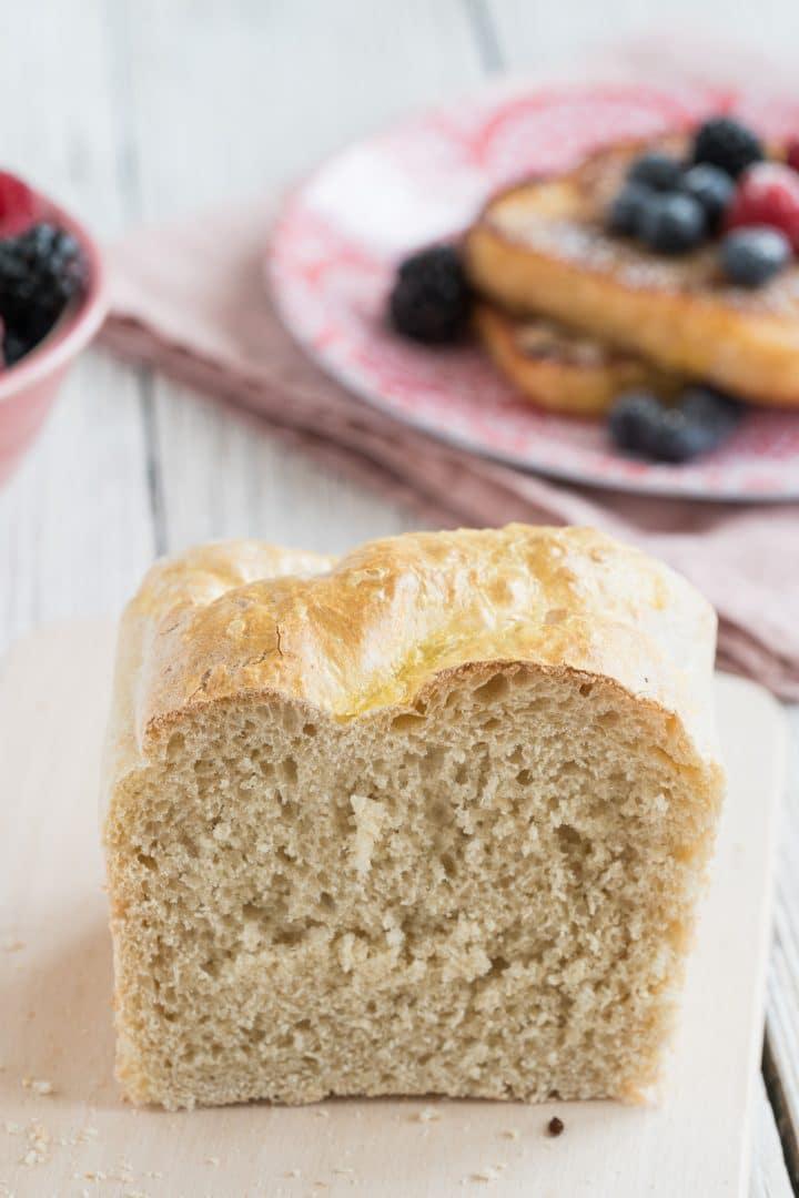 white loaf bread recipe