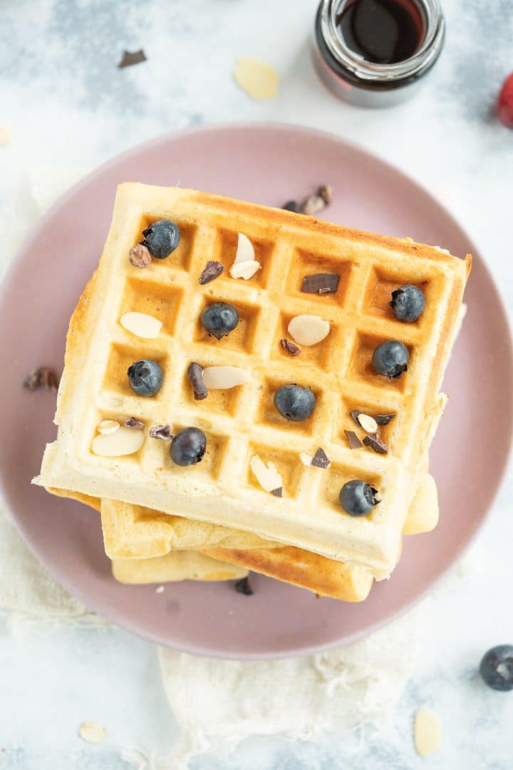 Protein waffles low carb