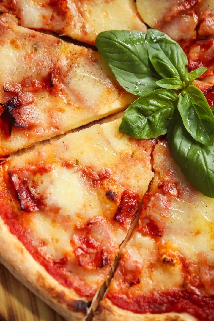 pizza dough easy recipe