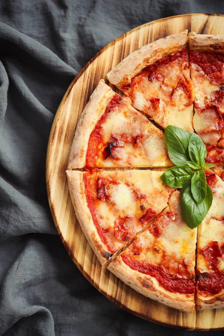 easy homemade thin crust pizza dough recipe