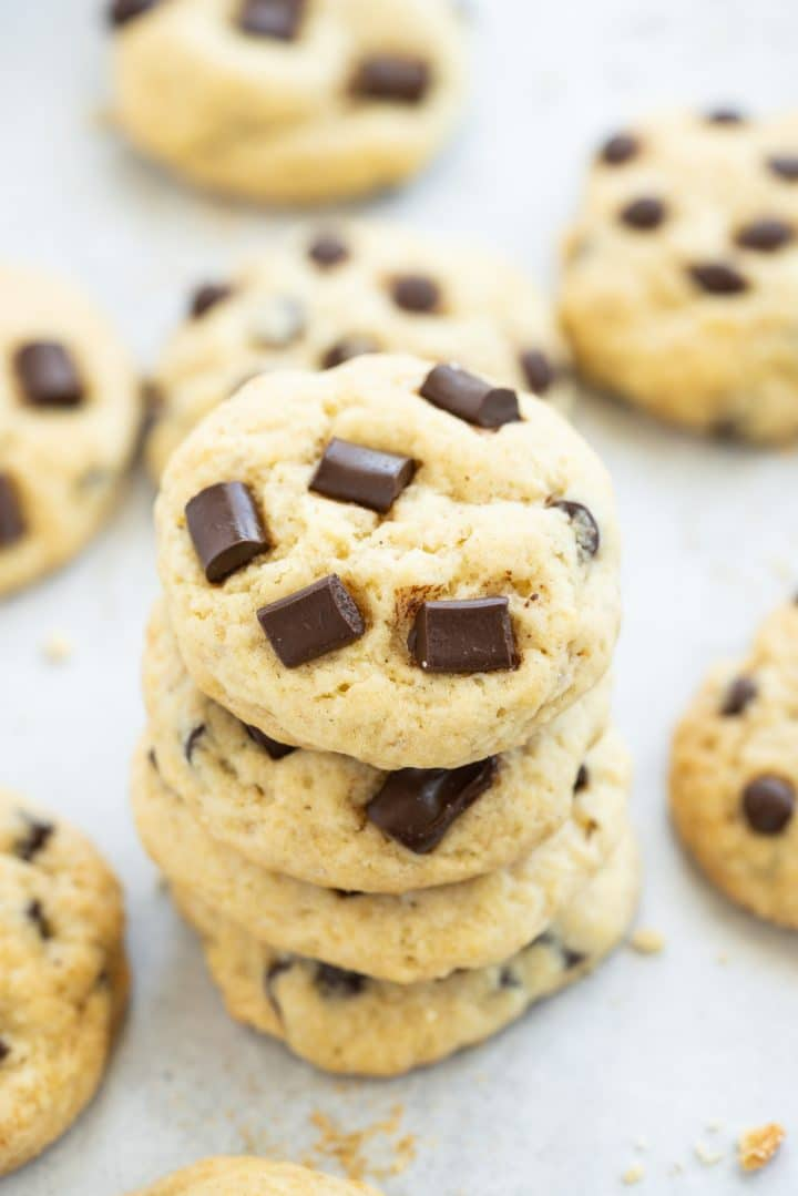 cookies without milk, butter and eggs