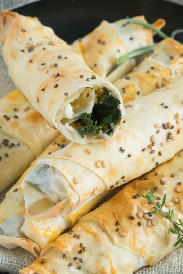 recipe for turkish borek