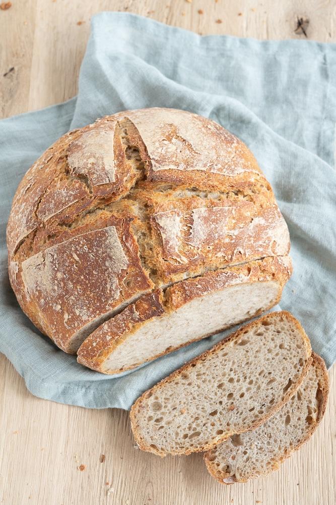 peasant-bread-with-sourdough