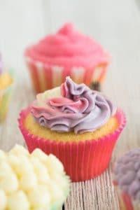 Basic Cupcake Recipe with Tips