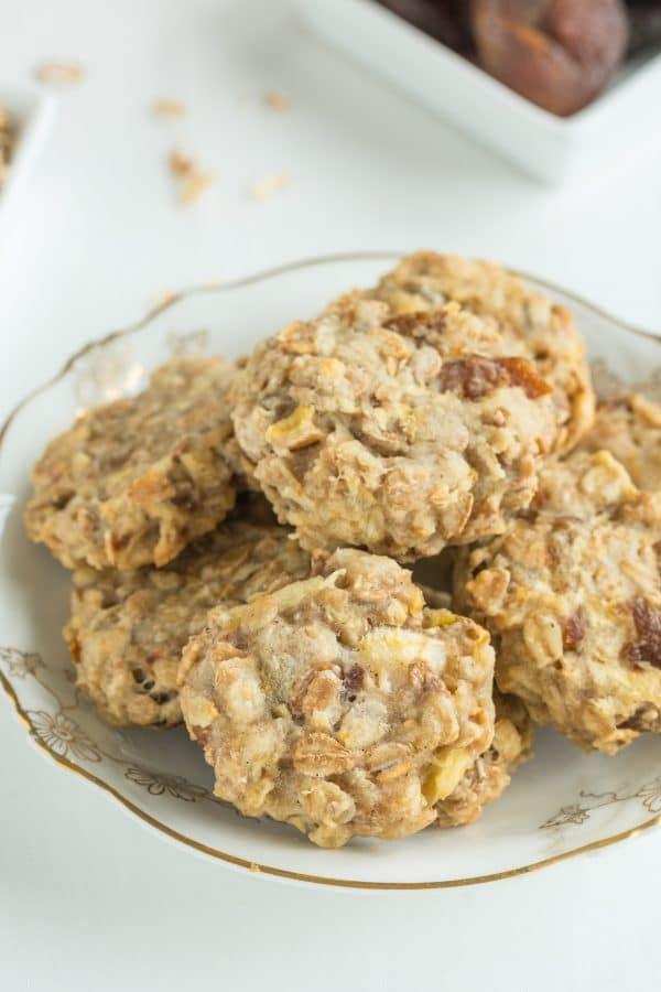 Healthier Cookies For Kids